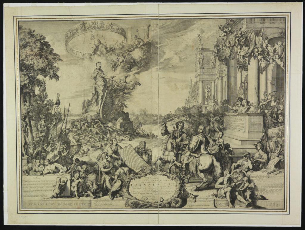 Teza Wołłowicza, 1685, Biblioteka Narodowa w Warszawie
