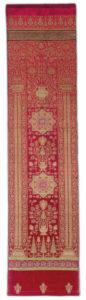 Makata turecka, ok. poł. XVII w., Opactwo Sióstr benedyktynek w Krzeszowie, fot. A. Indyk